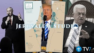 U.S. 'Deal of the Century,' projections and implications – Jerusalem Studio 486