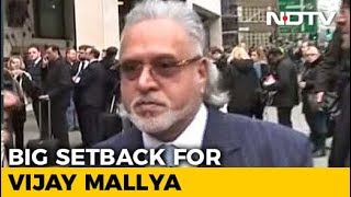 Vijay Mallya Asked To Pay 200,000 Pounds To Indian Banks By UK Court
