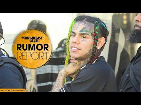 6ix9ine Refuses Plea Deal in Racketeering Case