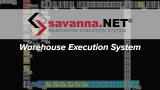 Savanna.NET® Warehouse Execution System