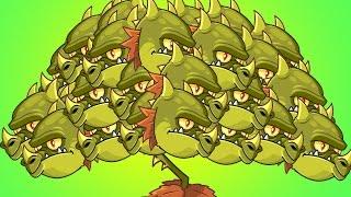 Every Snap Dragon Vs Future Gargantuars | Plants Vs Zombies 2 (PvZ 2)