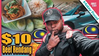 MALAYSIA Beef RENDANG First Time TASTE