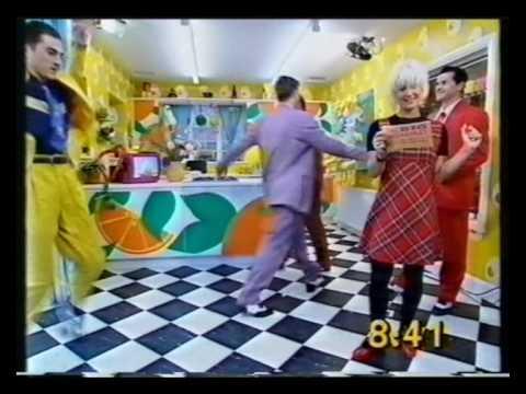 Tap Brothers Big Breakfast With Paula Yates 1994