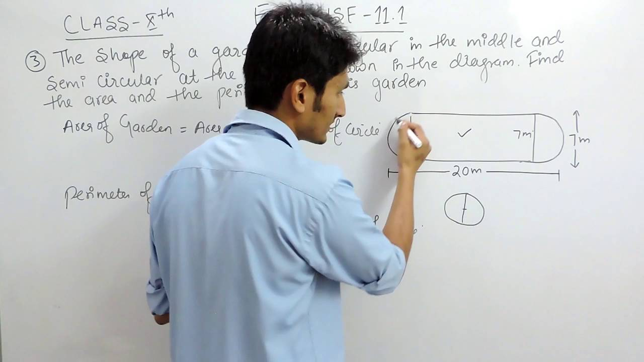 Exercise 11.1 Questions 3 - NCERT/CBSE Solutions for Class 8th Maths ...