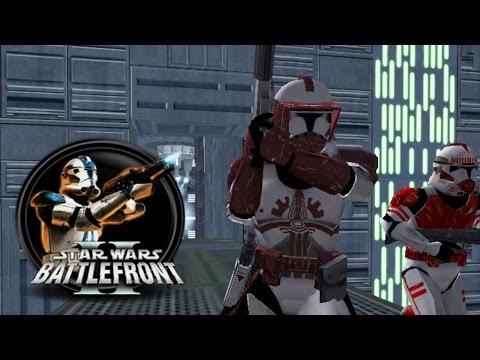 Star Wars Battlefront II Mods (PC) HD: DEV's Side Mod - Death Star   65th Homeworld Legion