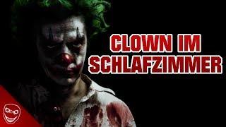 Die gruselige Clown-Statue im Schlafzimmer!