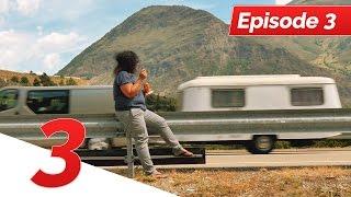 Mit dem Mercedes C450 AMG am Col du Portillon | thepluses Staffel 3 Episode 3