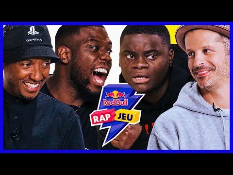 Youtube: Dinos & Soprano vs Benjamin Epps & Fifou – Red Bull Rap Jeu #55