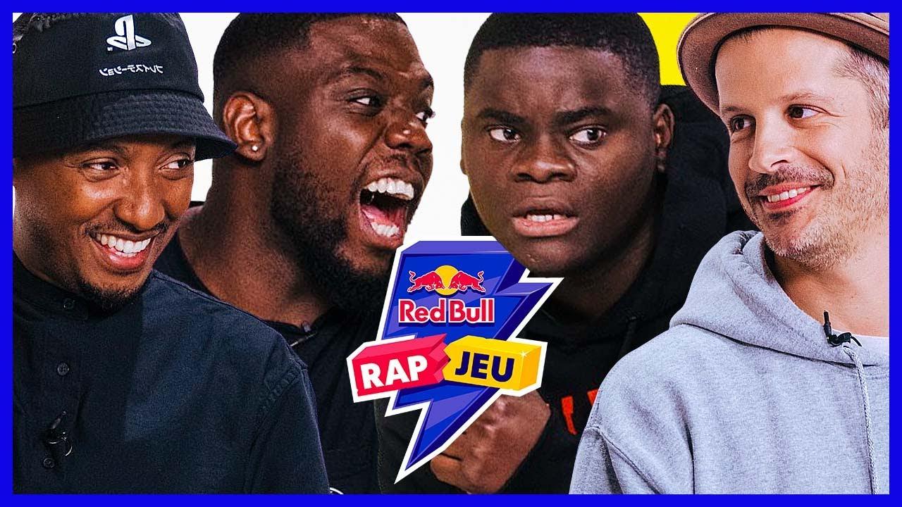 Download Dinos & Soprano vs Benjamin Epps & Fifou - Red Bull Rap Jeu #55