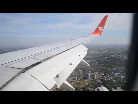 First Officer Approach Checklist to Balikpapan, Lion Air