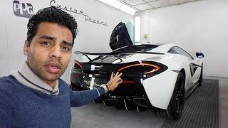 INSIDE the NEW McLaren 570s 2017 | Interior Exterior DETAILS w/ Revs