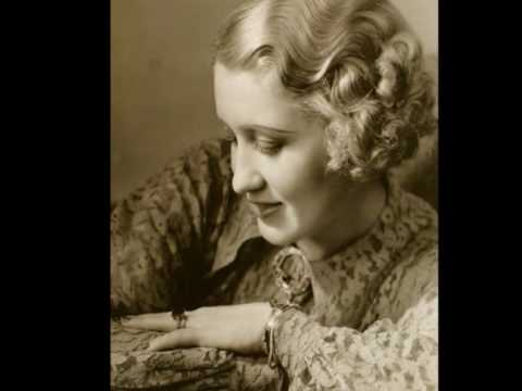 Ruth Etting - Deed I do (1926)