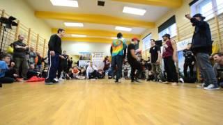 Bboy Battle 3vs3 / Young Flava vs Skill Fanatikz