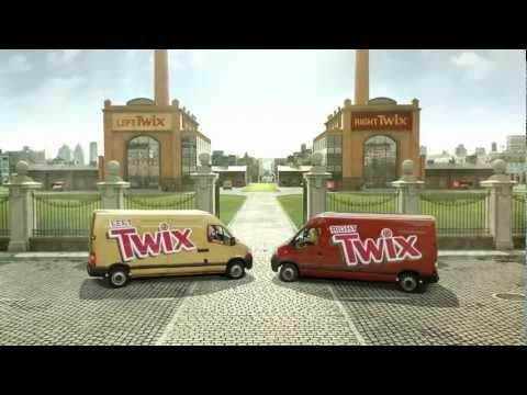 TWIX - Ideologies - Commercial