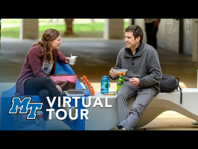 Peck Hall | MTSU Virtual Campus Tour