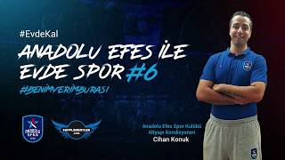 Supplementler Partnerliğinde Anadolu Efes ile Evde Spor #6