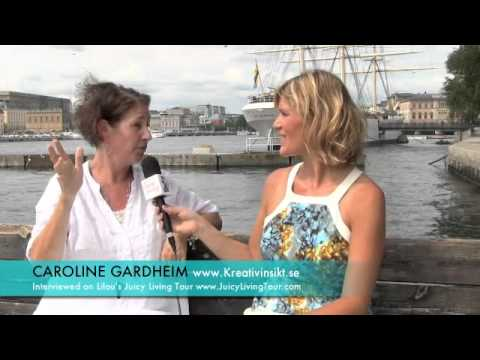 Creative insights into entrepreneurship - Carolina Gårdheim, Sweden