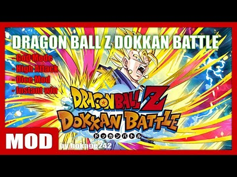 dokkan battle mod apk download