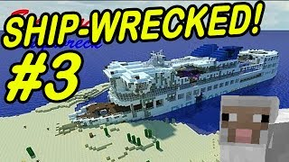 "Minecraft | SHIPWRECK! | ""Welsh Sheep Farmers"""