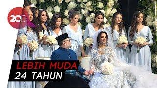 Mengenal Istri Raja Malaysia, Oksana Voevodina