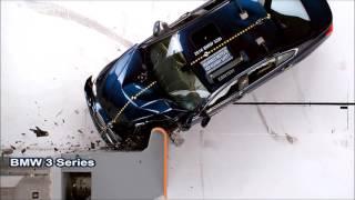 2017 Audi A4 Vs 2016 Bmw 3 Series Crash Test