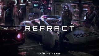 [FREE] Darksynth / Cyberpunk / Housewave Type Beat 'REFRACT' | Background Music