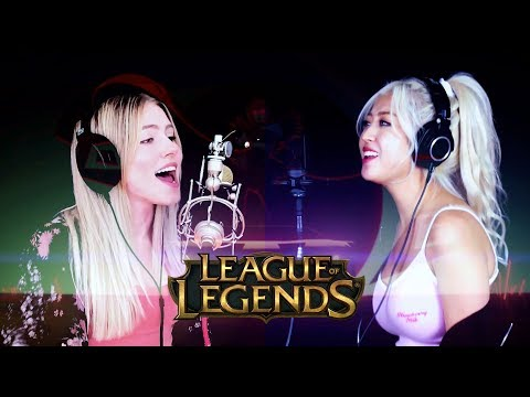 K/DA – POP/STARS Cover (ft. Nicki Taylor) | League of Legends