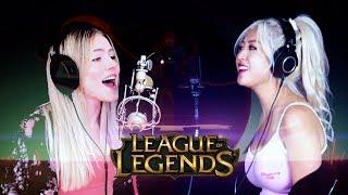 K/DA - POP/STARS Cover (ft. Nicki Taylor) | League of Legends