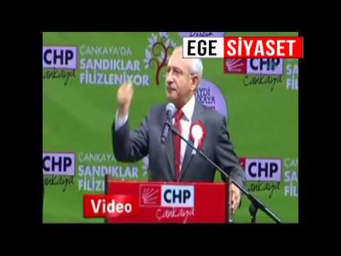 Kemal Kılıçdaroğlu'ndan Slogan Atana Fırça - SEN CHP'Lİ DEĞİLSİN
