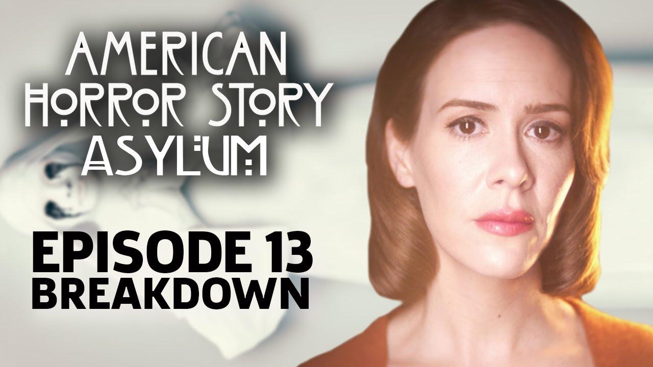 Download AHS: Asylum Season 2 Episode 13 Season Finale Breakdown!