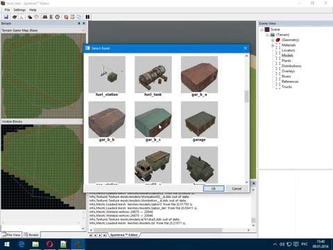 Spintires Editor добавление своих объектов Spintires Editor Adding Object