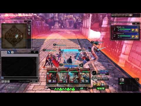 видео: lord of vermilion arena (lova) обзор на русском