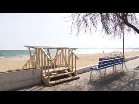Санаторий Куяльник. Лечение на курортах Украины. Репортаж на ТК Глас 07.04.2016 г