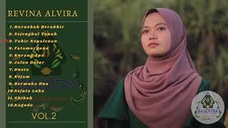 """Download Kumpulan Dangdut Klasik Terbaik """"Haruskah Berakhir"""" (Versi Cover Gasentra) Revina Alvira Vol.2"""