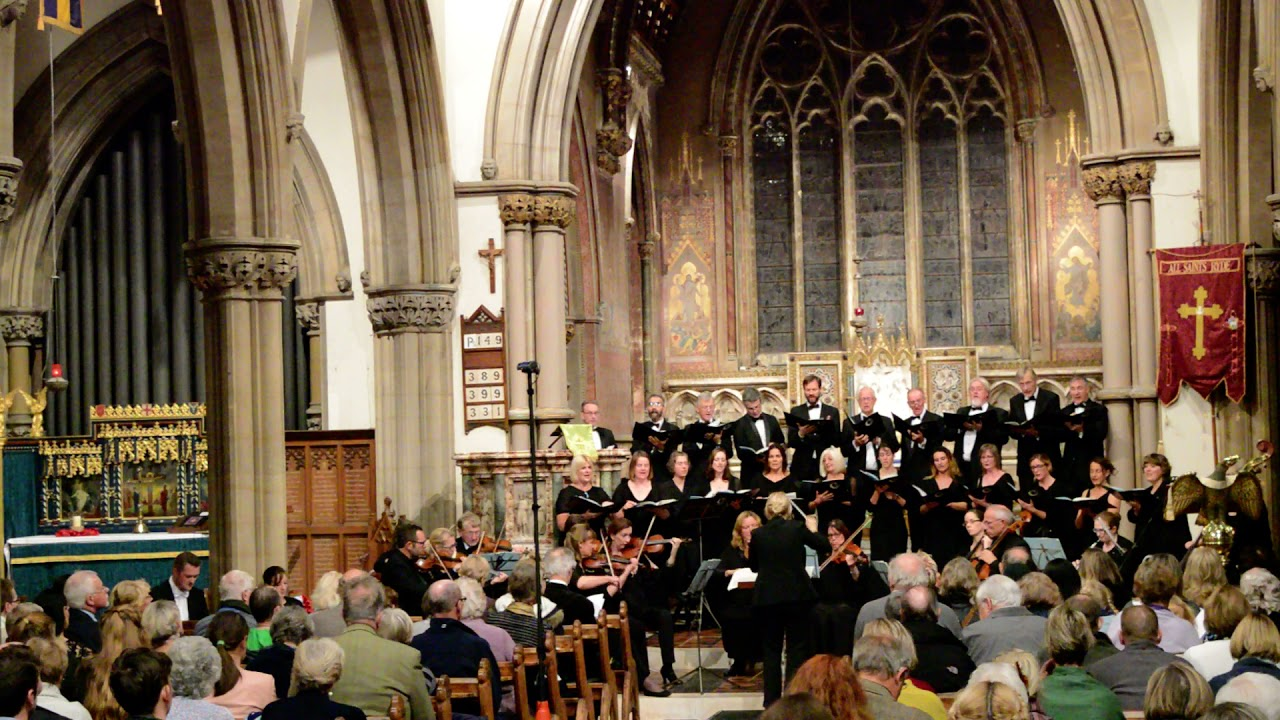 The Healer - Camerata Chamber Choir 3