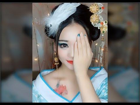 Vịt hóa thiên nga | Đỉnh cao của makeup  | Makeup challenge | Makeup Art #21 | Tổng hợp các thông tin nói về tóc cô dâu đẹp 2014 đúng nhất