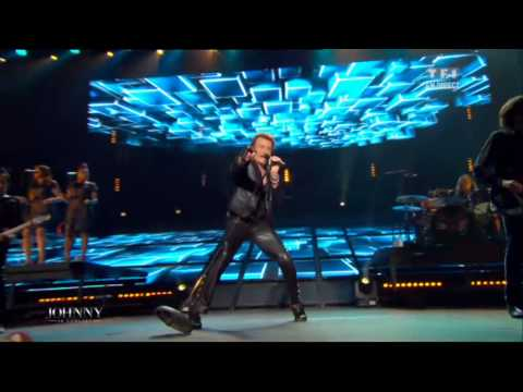Johnny Hallyday Bercy 2013 part 1