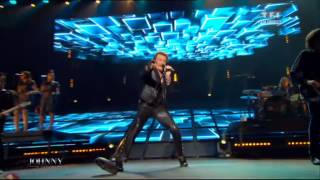 Johnny Hallyday Bercy 2013 part 1