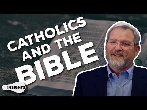 Why Catholics Need to Read the Bible - Jeff Cavins