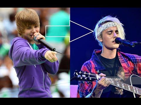 Justin Bieber - Baby (2009-2018) Voice Change