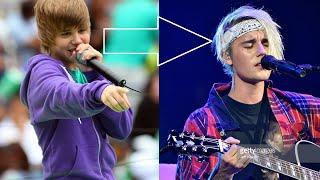 Justin Bieber - Baby (2009-2016) Voice Change