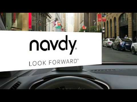 Navdy – Augmented Reality GPS Navigation System with Heads Up Display - Quick Review