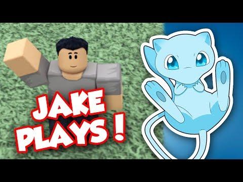 JAKE HUNTS FOR SHINY LEGENDARY POKEMON IN BRICK BRONZE!! - Pokemon Brick Bronze