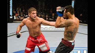 Jeremy Stephens Looks Back at RDA Knockout at UFC 91