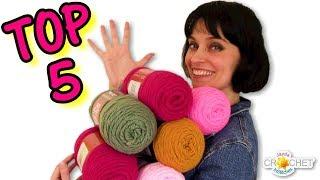 Top 5 Reasons To Use Acrylic Yarn