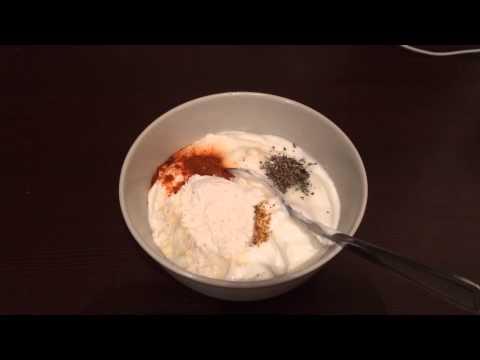Сметанный соус рецепт