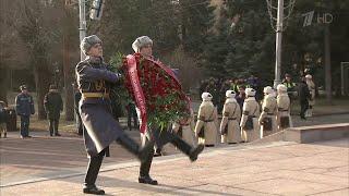 77 лет назад Сталинградская битва завершилась полным разгромом немецко-фашистских войск.