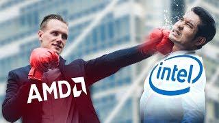 AMD pokonało Intela!