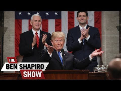 Trump Drives Democrats Up A Wall | The Ben Shapiro Show Ep. 465