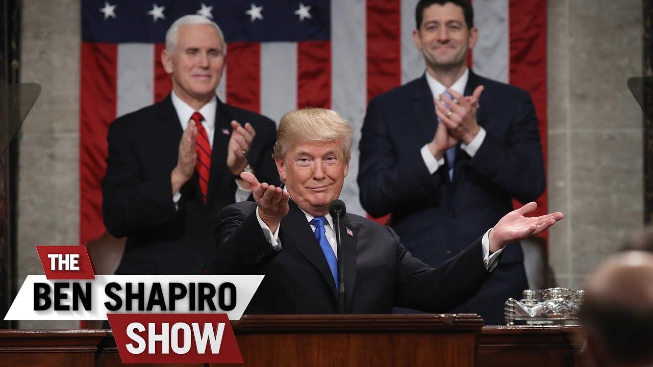 Trump Drives Democrats Up A Wall | The Ben Shapiro Show Ep. 465